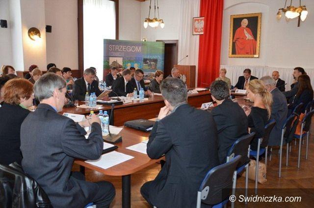 Gmina Strzegom: Na sesji o budżecie i remontach