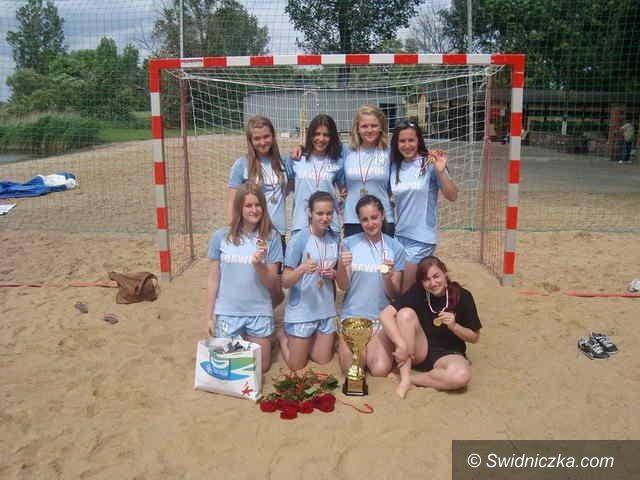 Szczecin: Świebodziczanki mistrzyniami Polski