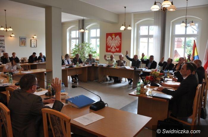 Gmina Świdnica: Rada Gminy Świdnica udzieliła absolutorium