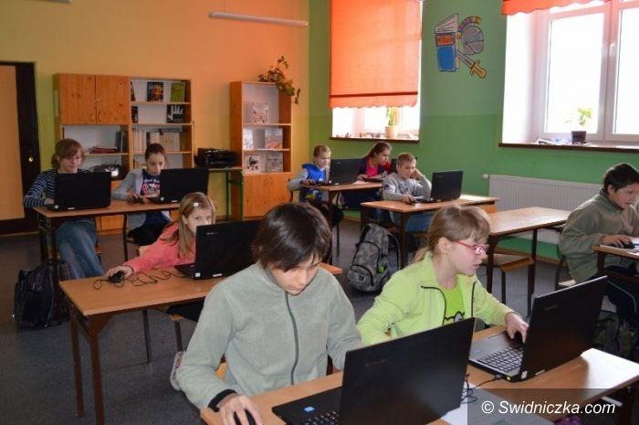 Mokrzeszów: Cyfrowa szkoła w Mokrzeszowie