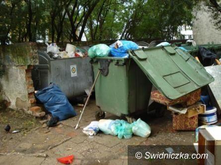 Świdnica: Do 25 lipca płacimy za śmieci