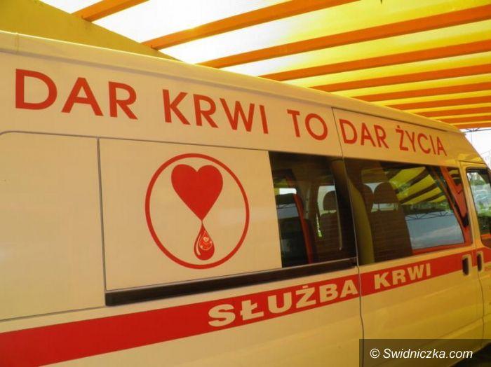 Żarów: Wakacyjny dar krwiodawców