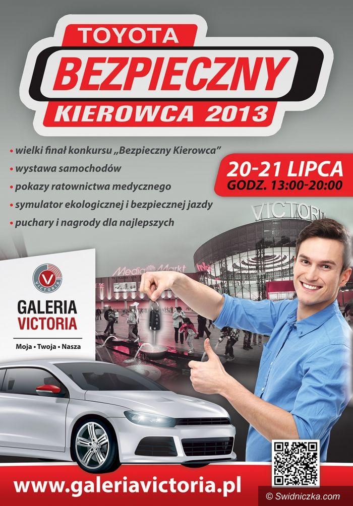 """Wałbrzych: Wielki finał akcji """"Bezpieczny Kierowca 2013"""" już w niedzielę"""