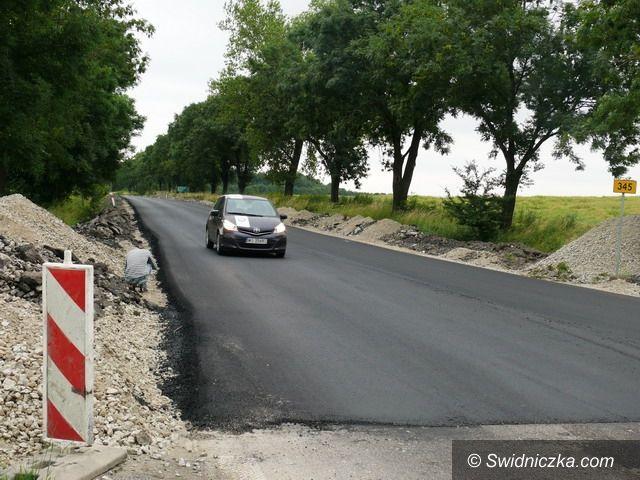 Gmina Strzegom: Remonty dróg w gminie Strzegom