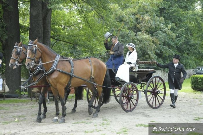 Zamek Książ: Tradycyjne powożenie odradza się na Dolnym Śląsku