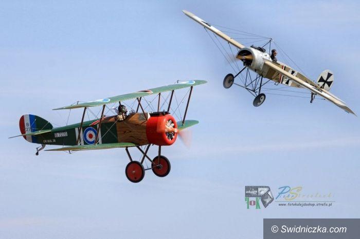 Region: Festiwal Tajemnic w Książu – samoloty lądują u nas