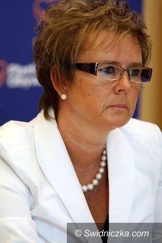 Region/Kraj: Posłanka Mrzygłocka przewodniczącą Komisji Nadzwyczajnej