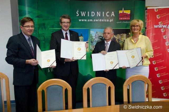 Świdnica, powiat świdnicki: Nagrody za Najwyższą Jakość QI dla Świdnicy i Powiatu Świdnickiego