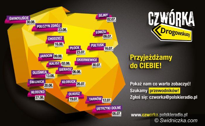 """Świdnica: """"Drogowskazy Czwórki"""" ze Świdnicy"""