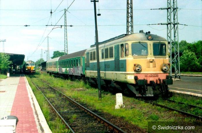 Region: Przejazd pociągiem specjalnym