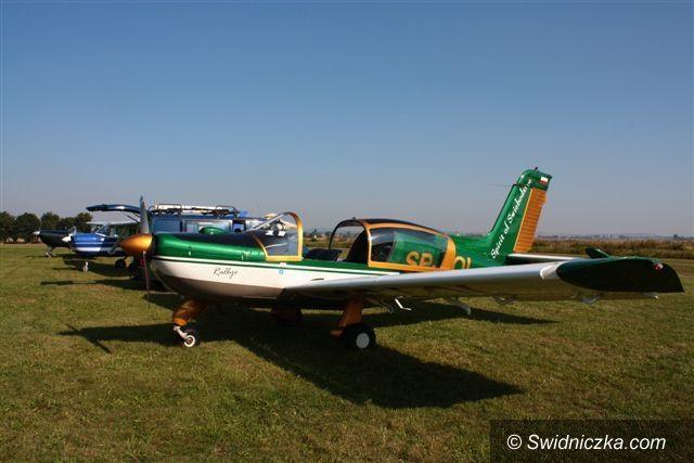 Świebodzice: Militarny Piknik Lotniczy w Świebodzicach