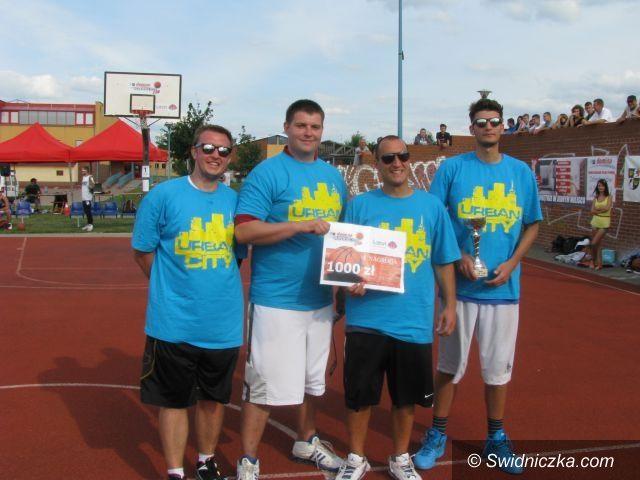 Świdnica: 29 drużyn powalczyło o tytuł mistrza Świdnicy w koszykówce ulicznej