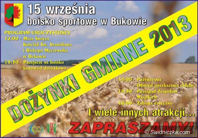 Gmina Żarów: Za plony rolnicy podziękują w Bukowie