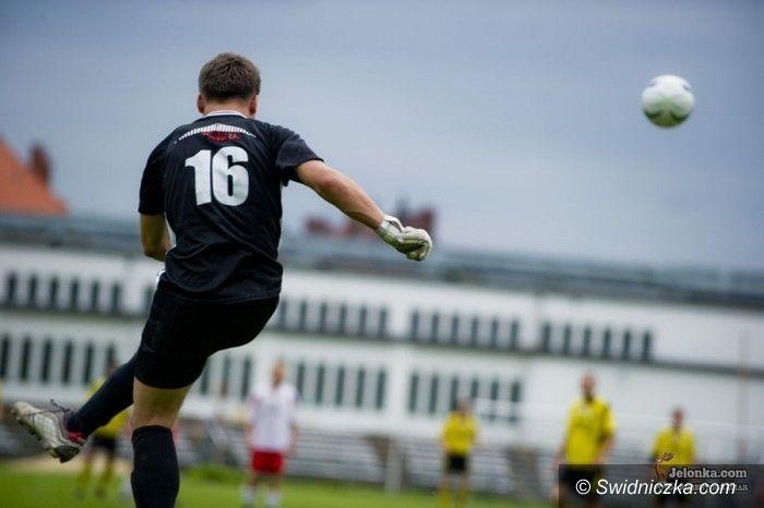 IV-liga piłkarska: Wywalczyli punkt w ostatniej akcji meczu