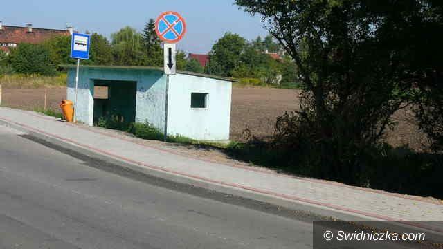 Region: Nowe chodniki w gminie Strzegom