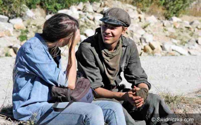 Borów: Filmowcy w Borowie
