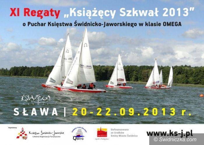 """Sława: Regaty """" Książęcy Szkwał"""" – zapisy tylko do 16 września"""