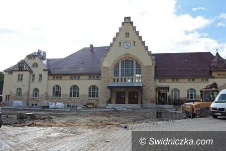Świdnica: Konieczne zmiany w budowie Centrum Przesiadkowego