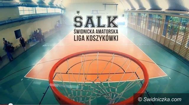 Świdnica: Trwają zapisy do trzeciej edycji Świdnickiej Ligi Koszykówki