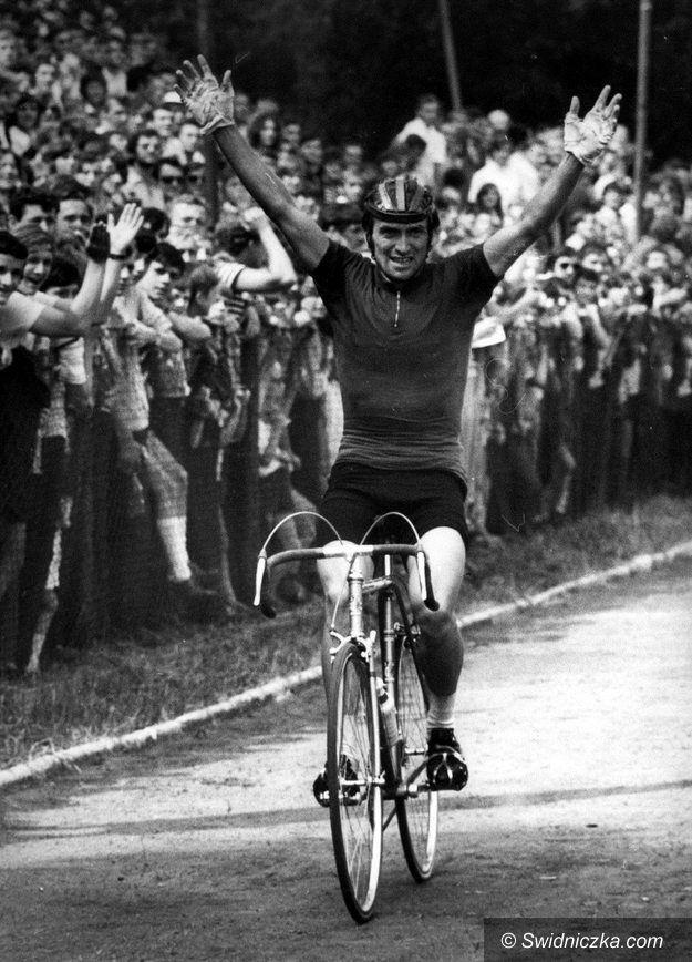 Kraj: Odszedł mistrz kolarstwa