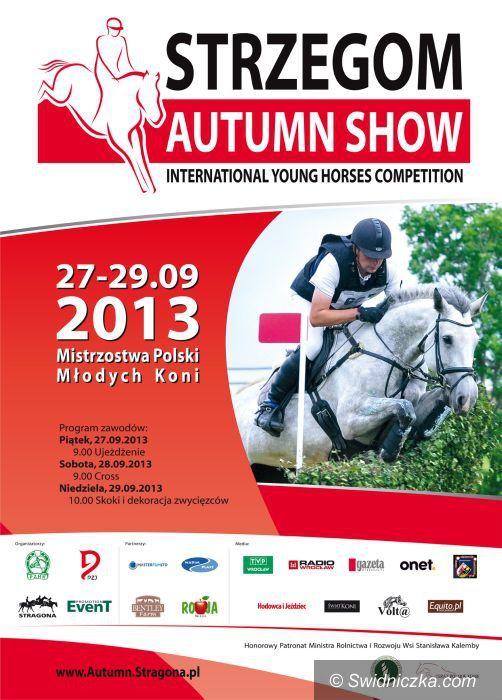 Morawa: Strzegom Autumn Show już w piątek
