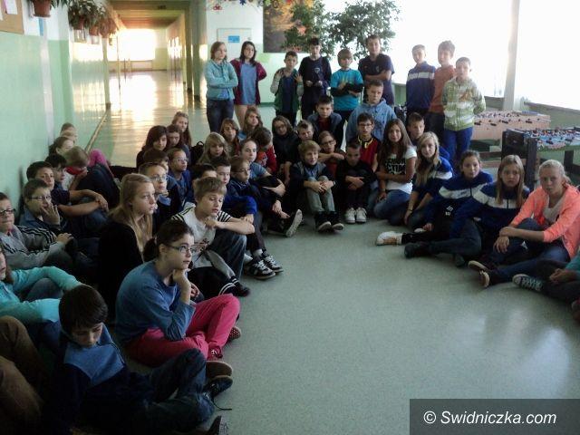 Świdnica: Wolontariusze w działaniu