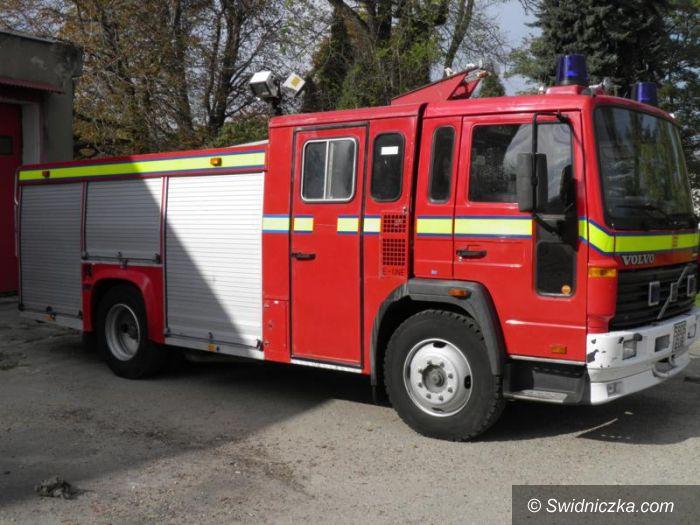 Żarów: Volvo dla żarowskich strażaków