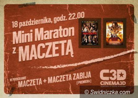 Świdnica: Mini Maraton Filmowy z Maczetą [KONKURS]