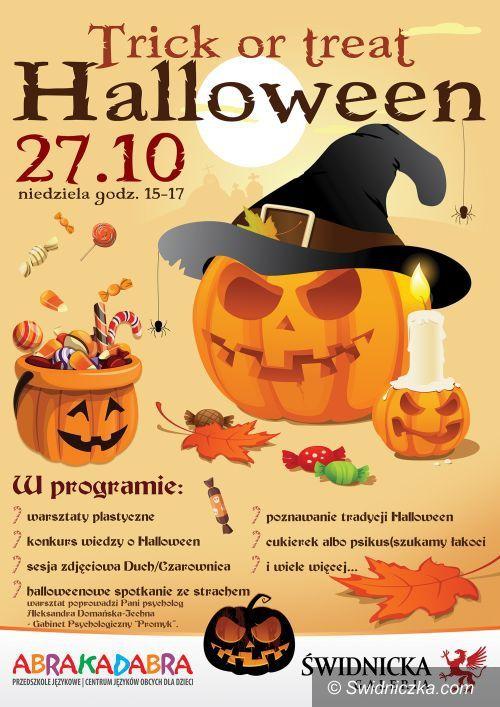 Świdnica: Halloween z Abrakadabrą