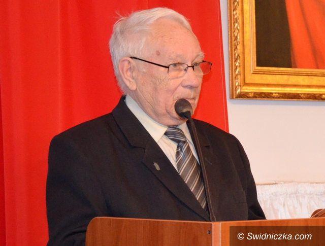 Strzegom: Jerzy Orabczuk – 10. Honorowym Obywatelem Strzegomia