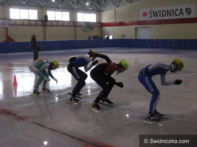 Świdnica: OSiR już mrozi taflę lodowiska dla łyżwiarzy