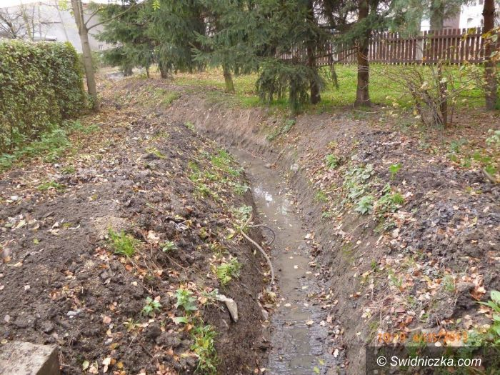 Olszany: Przebudowa kolektora deszczowego w Olszanach