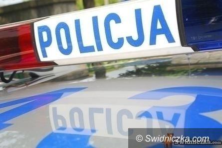 """Świdnica: Policyjne działania """"STOP 18"""""""