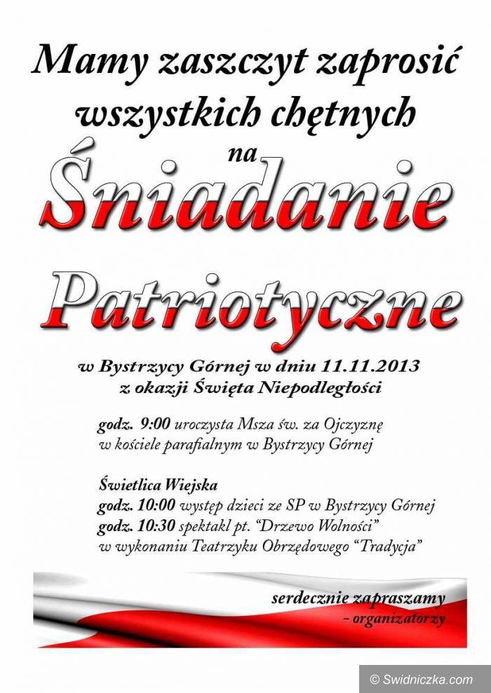 Gmina Świdnica: Dzień Niepodległości w gminie Świdnica