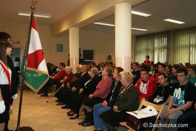Świdnica: Narodowe Święto Niepodległości w Gimnazjum nr 2