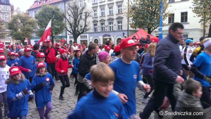 Świdnica: Święto Niepodległości na sportowo