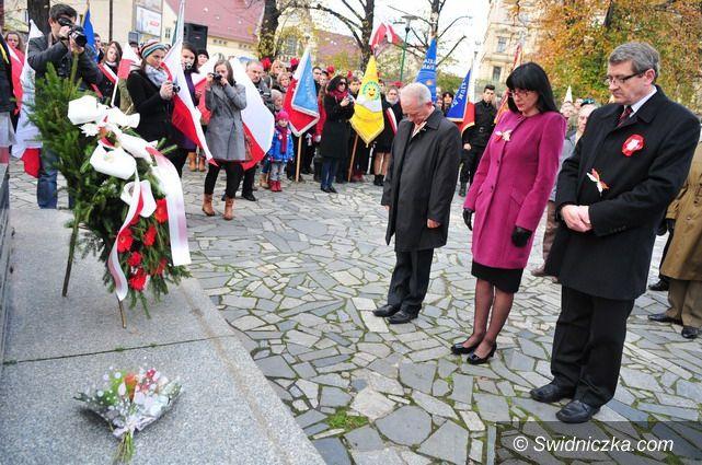 powiat świdnicki: Święto Niepodległości w Powiecie