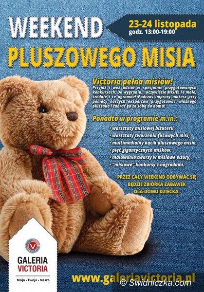 Wałbrzych: Weekend Pluszowego Misia
