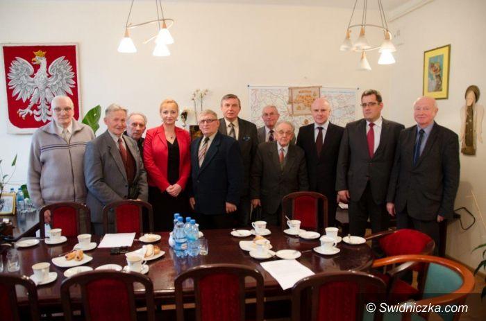 Świdnica: Spotkanie z kombatantami