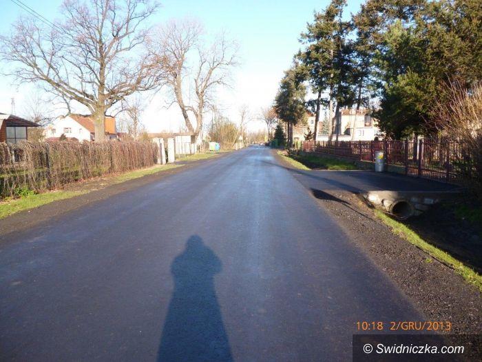 Jugowa: Ostatnie remonty na drogach powiatowych