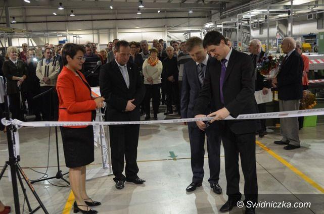 Świebodzice: Kolejna fabryka działa w Podstrefie Świebodzice