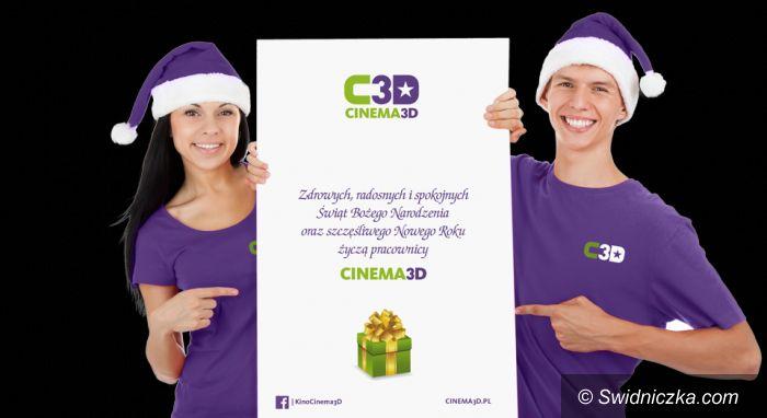 Świdnica: Repertuar Cinema3D (25.12–2.01)