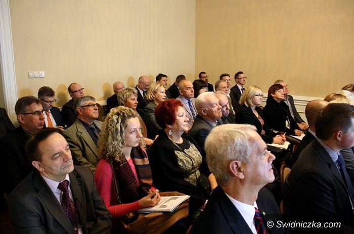 Wałbrzych: Spotkanie przedsiębiorców w Książu