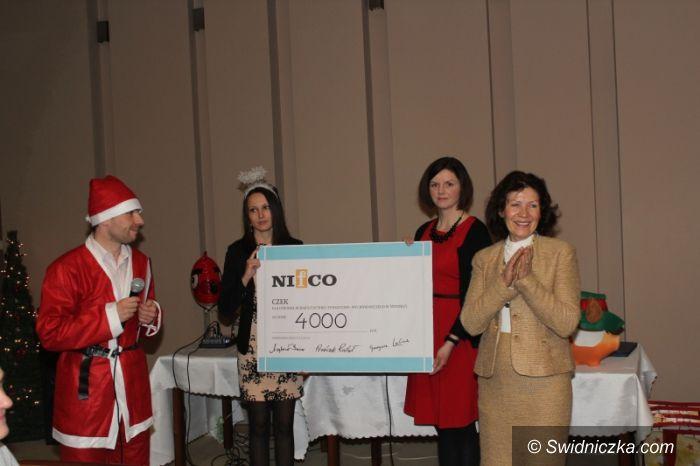 Świdnica: NIFCO rozwija się dla siebie i dla innych