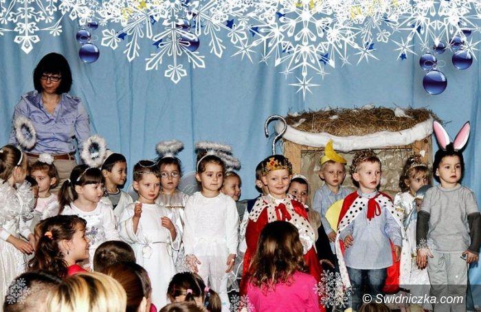 Roztoka: Świątecznie u przedszkolaków