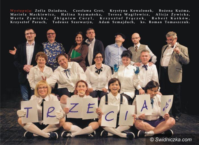 """Świdnica: """"Nasza trzecia be"""" – zagrają dla Hospicjum"""