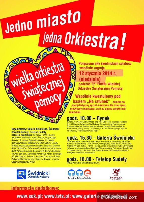Świdnica: Jedno miasto – jedna Orkiestra!