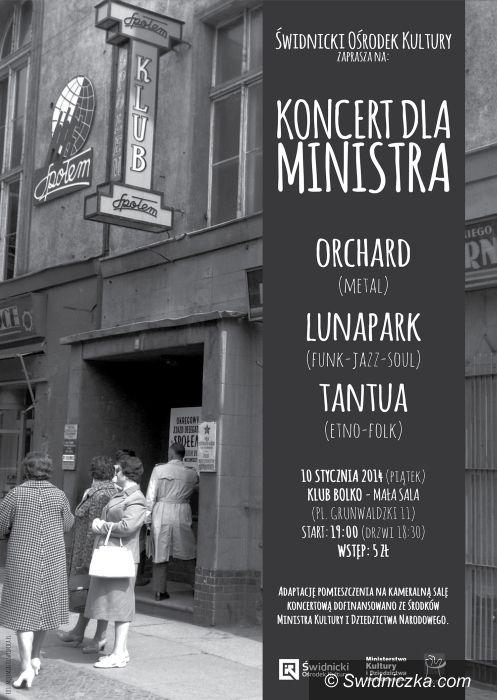 Świdnica: Muzyczny tygiel czyli rock, metal, folk i funk w Klubie Bolko
