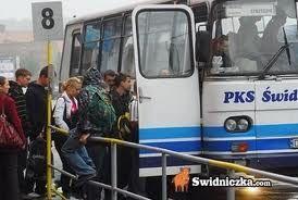 Świdnica: PKS–em na trasie Świdnica – Wrocław – Świdnica już nie pojedziemy