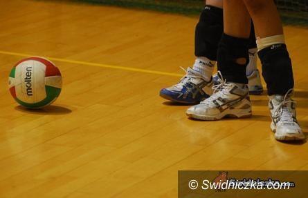 II-liga siatkarek: Punkt w Katowicach